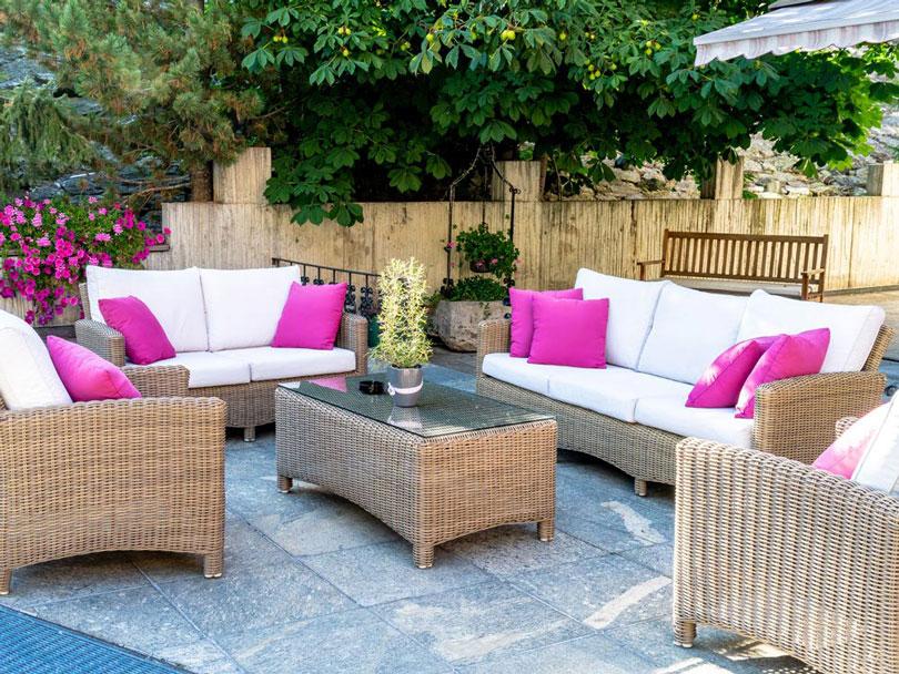 Outdoor Cushions For Garden Furniture, Garden Furniture Cushions