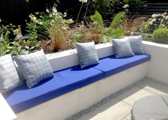 Bespoke Outdoor Cushions For Garden, Outdoor Furniture Foam For Cushions