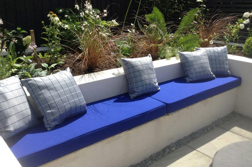 Outdoor Cushions For Garden Furniture Bespoke Weatherproof